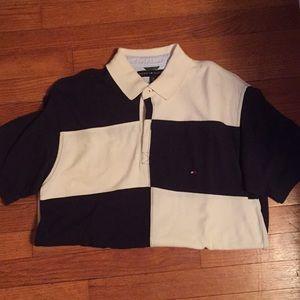 Tommy Hilfiger Patch Work Shirt